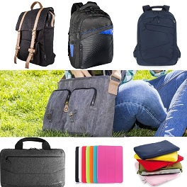 Fundas, maletas y mochilas